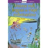 Veinte mil leguas de viaje submarino (El placer de LEER con Susaeta - nivel 4)