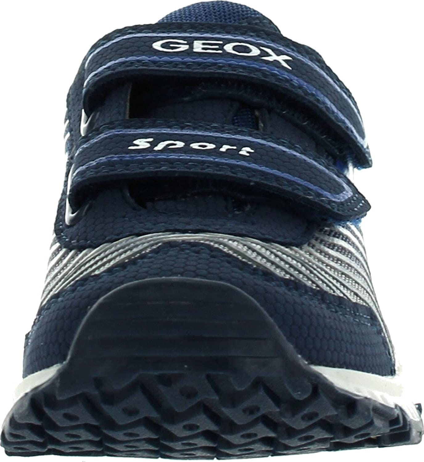 Geox Boys Bernie B Athletic Fashion Sneakers