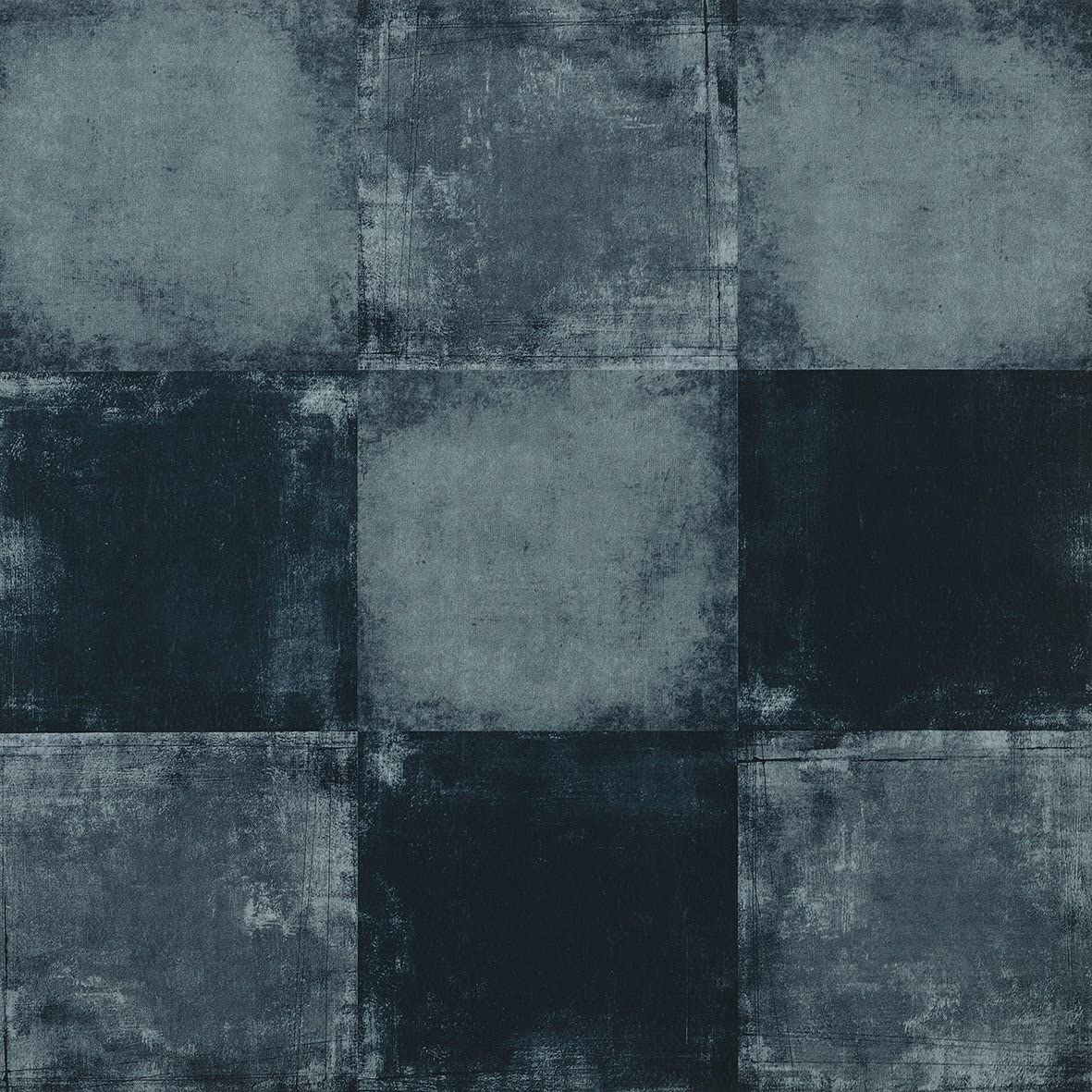 Gerflor Vinyl Fliese Design 0630 Square Dark 1 m/²