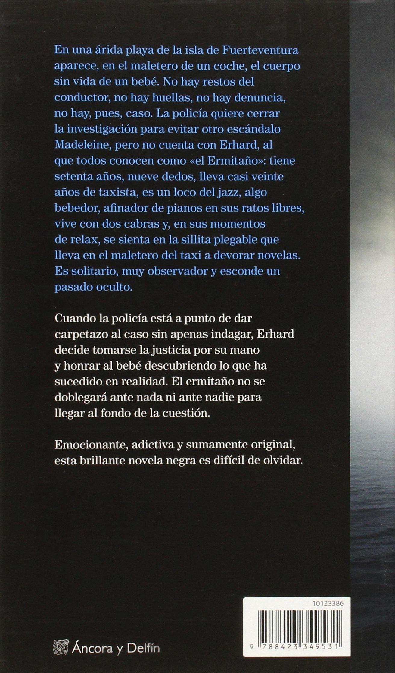 El ermitaño (Ancora Y Delfin): Amazon.es: Thomas Rydahl, Lisa Pram: Libros