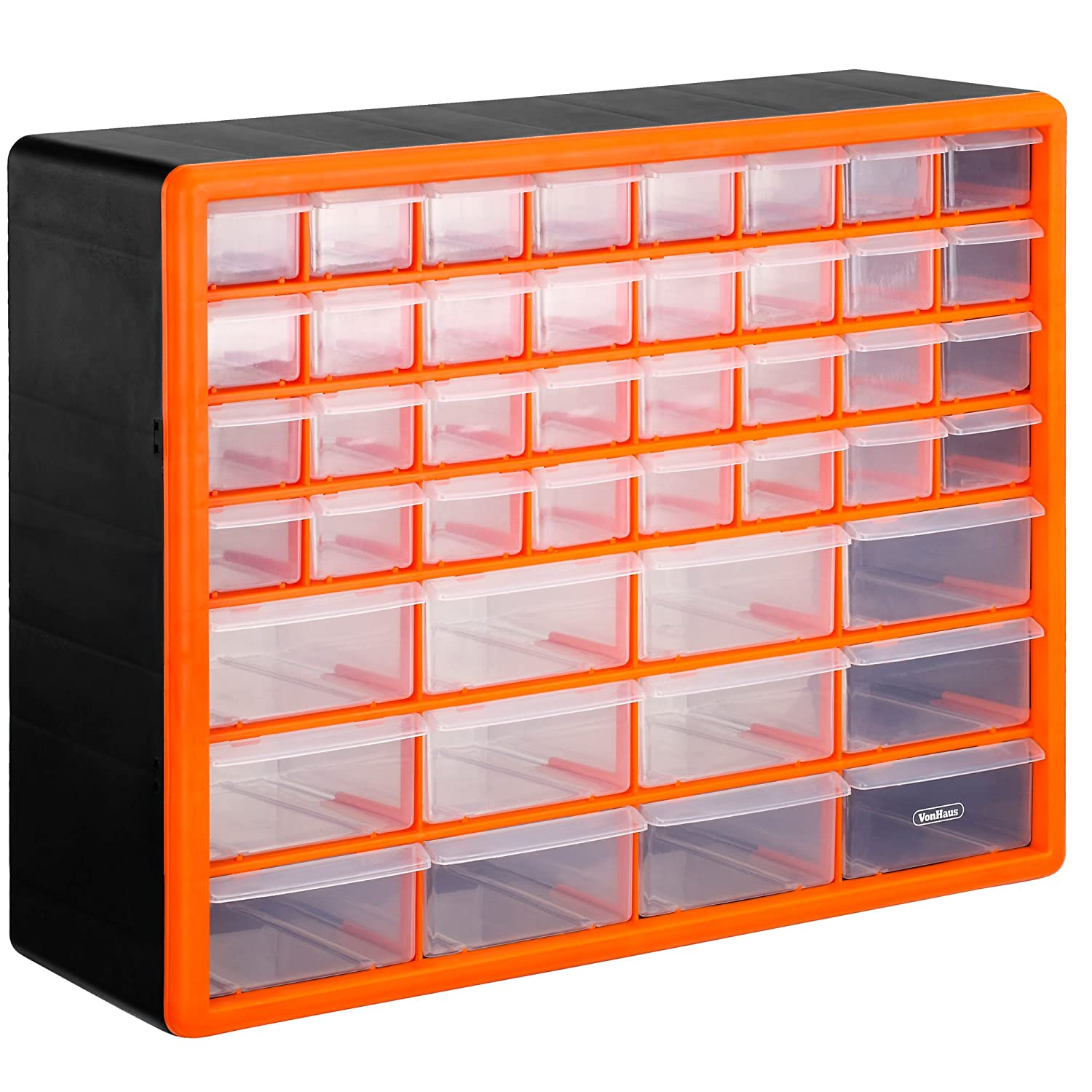 Vonhaus  Multi Drawer Storage Cabinet Organiser Amazon Co Uk Diy Tools