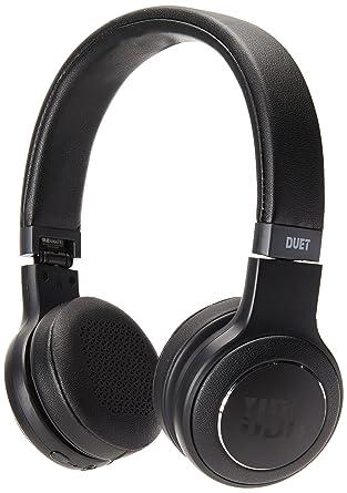 JBL Duet inalámbrica Bluetooth auriculares de diadema – Gris