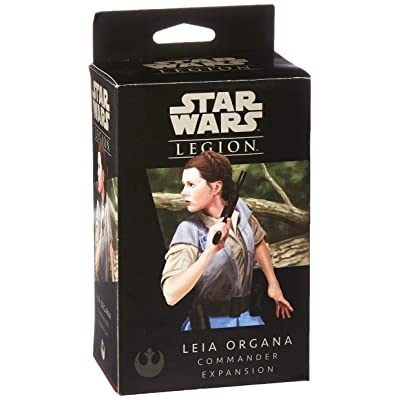 Star Wars: Legion - Leia Organa Commander Expansion: Toys & Games