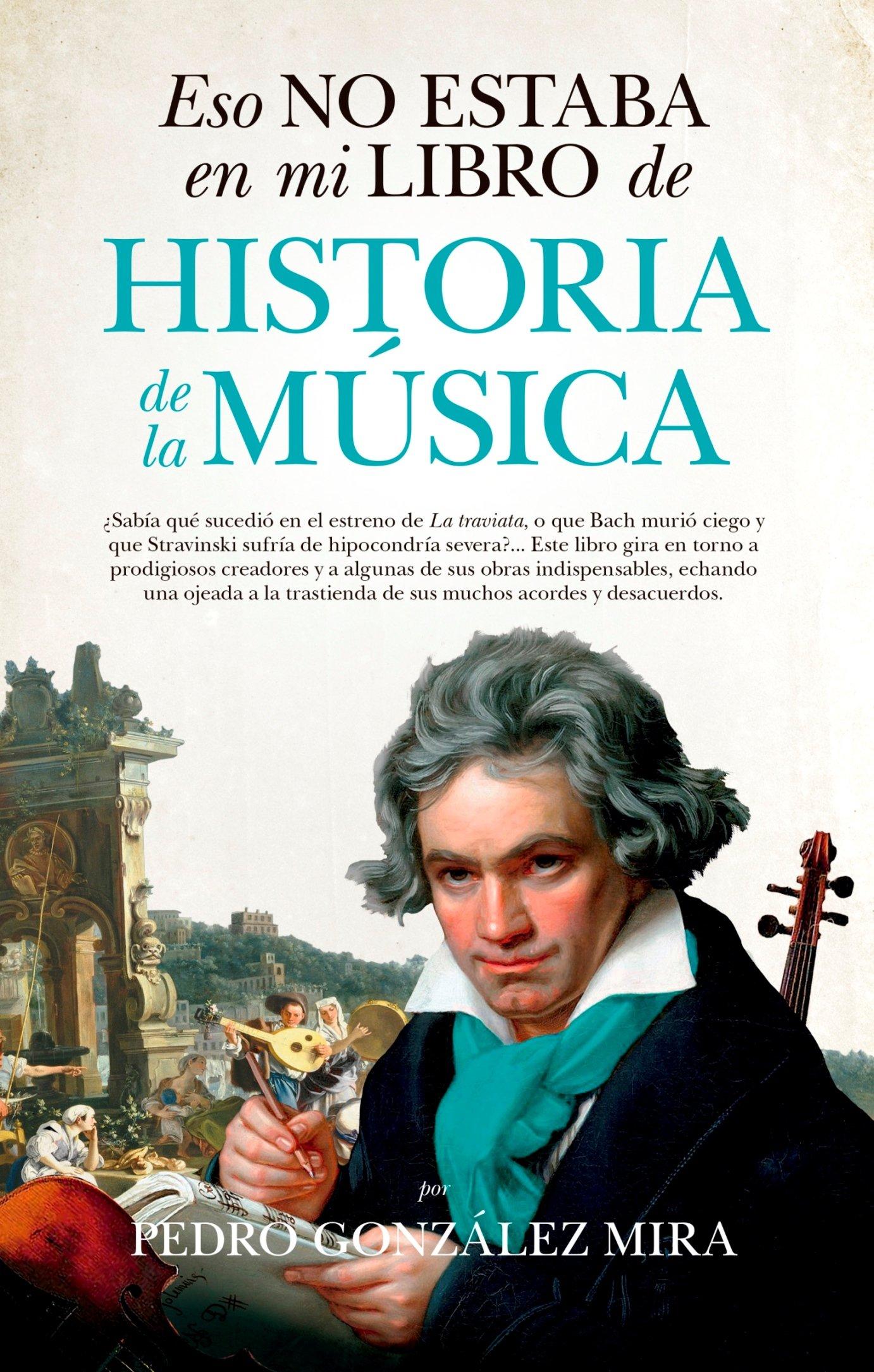 Eso no estaba en mi libro de Historia de la Música: Amazon ...
