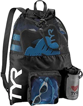 TYR Big Mesh Mummy Swim Bag