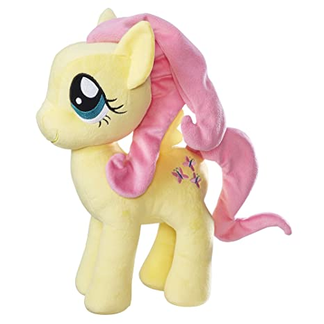 Amazon Com My Little Pony Friendship Is Magic Fluttershy Cuddly