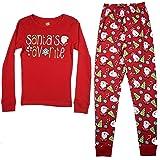 Just Love Pijamas para niñas de algodón ajustado para niños