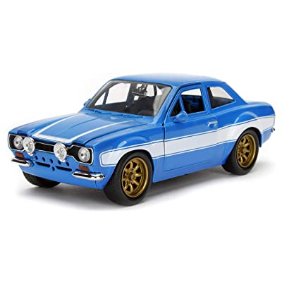 1:24 Fast & Furious - Brian's Ford Escort RS2000 Mk1: Toys & Games
