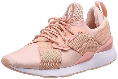 Puma En Pointe Muse Satin Wn's (peach) 365534 12 | 43einhalb Sneaker Store
