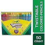Crayola Twistables Colored Pencils Art Tools, 30ct