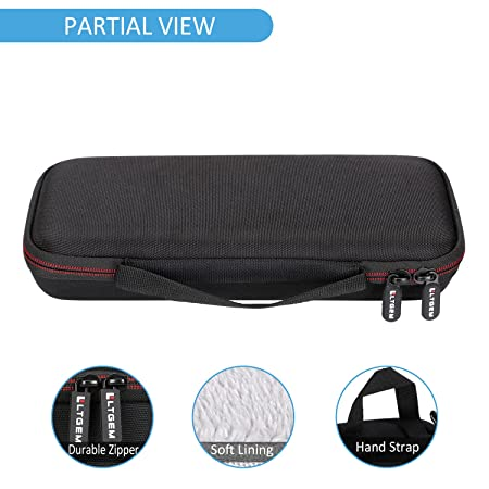 Amazon.com: Stethoscope Case - LTGEM Case for 3M Littmann Classic III Stethoscope 5803-Black: Health & Personal Care