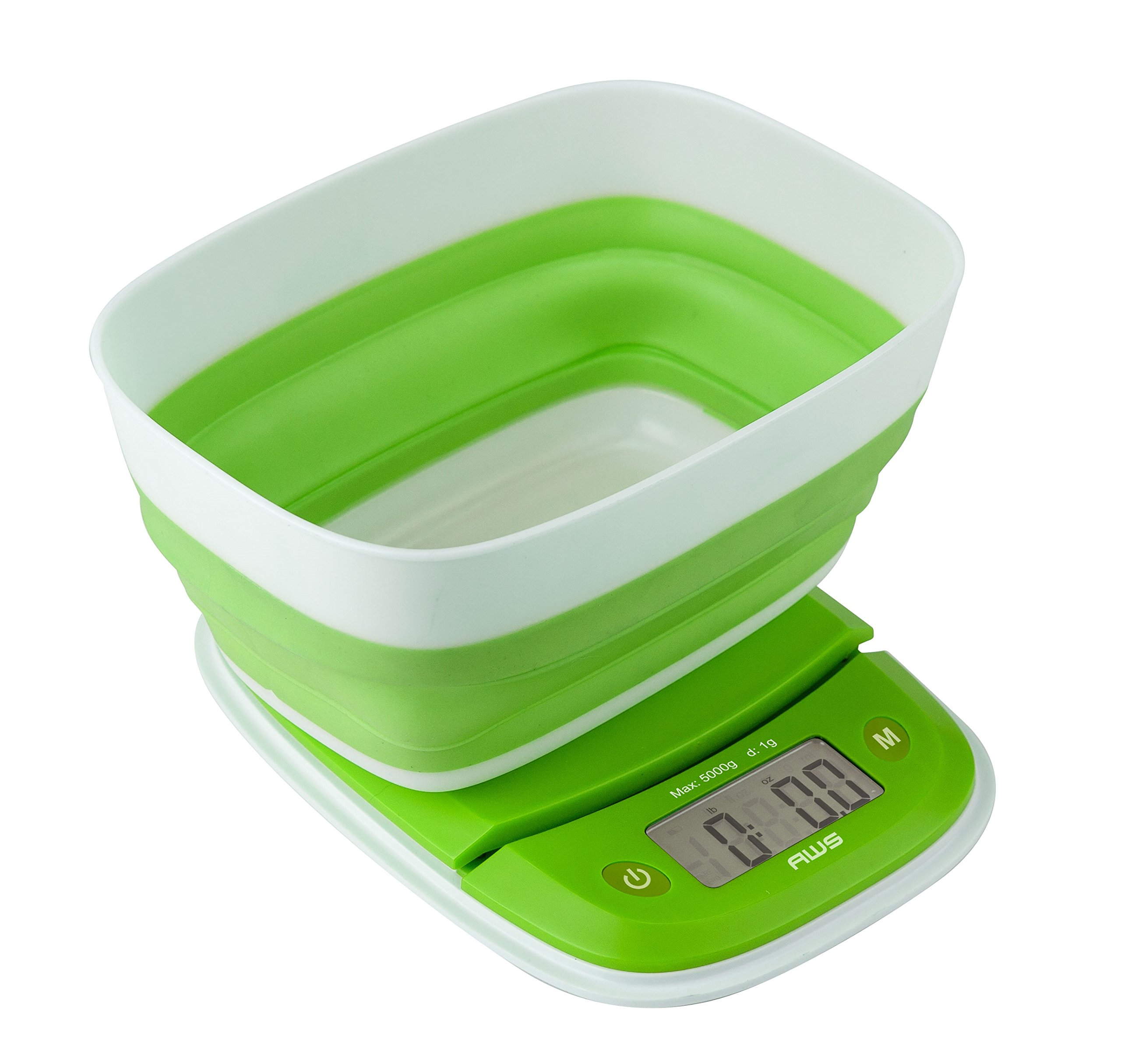 American Weigh Scales Xtend Collapsible Kitchen Scale