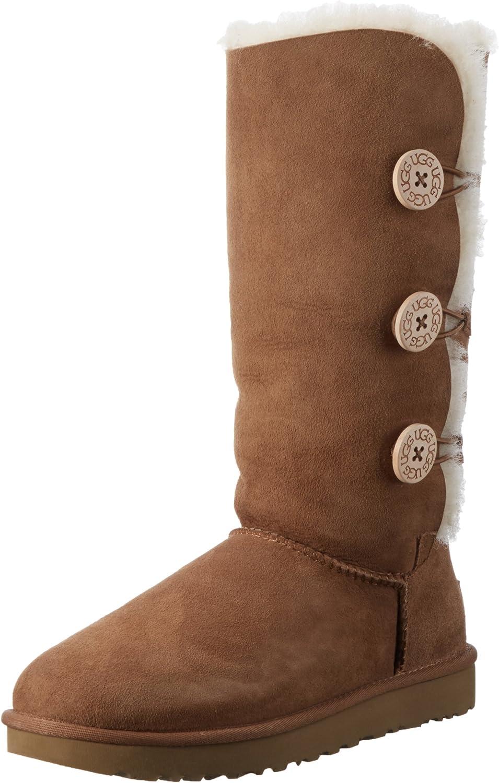 Boots Bailey Button Triplet II 1016227 UGG: Amazon.it