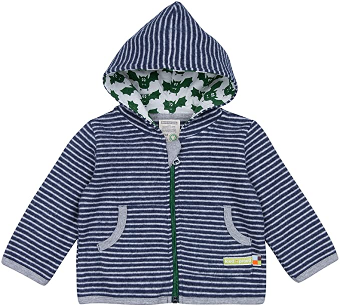 0fc92c25365c loud + proud Baby Jacke Ringel Jacket  Amazon.co.uk  Clothing