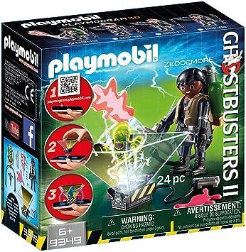 Oferta amazon: Playmobil 9349 - Ghostbusters II Winston Zeddemore