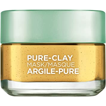 Image result for PURE-CLAY Clarify & Smooth Face Mask
