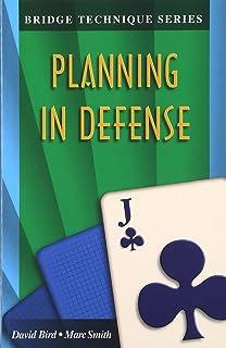 Bridge Technique 11 Planning In Defense