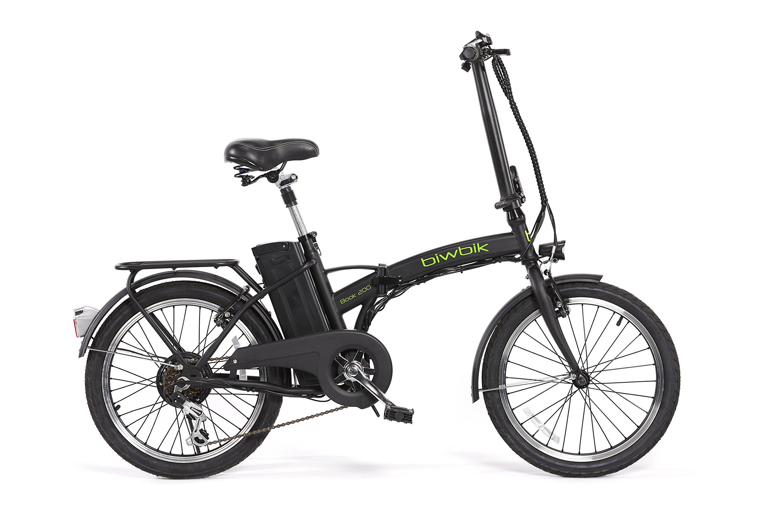 Vélo électrique pliant mod. Book 200 Batterie Lithium Ion 36V 10Ah product image