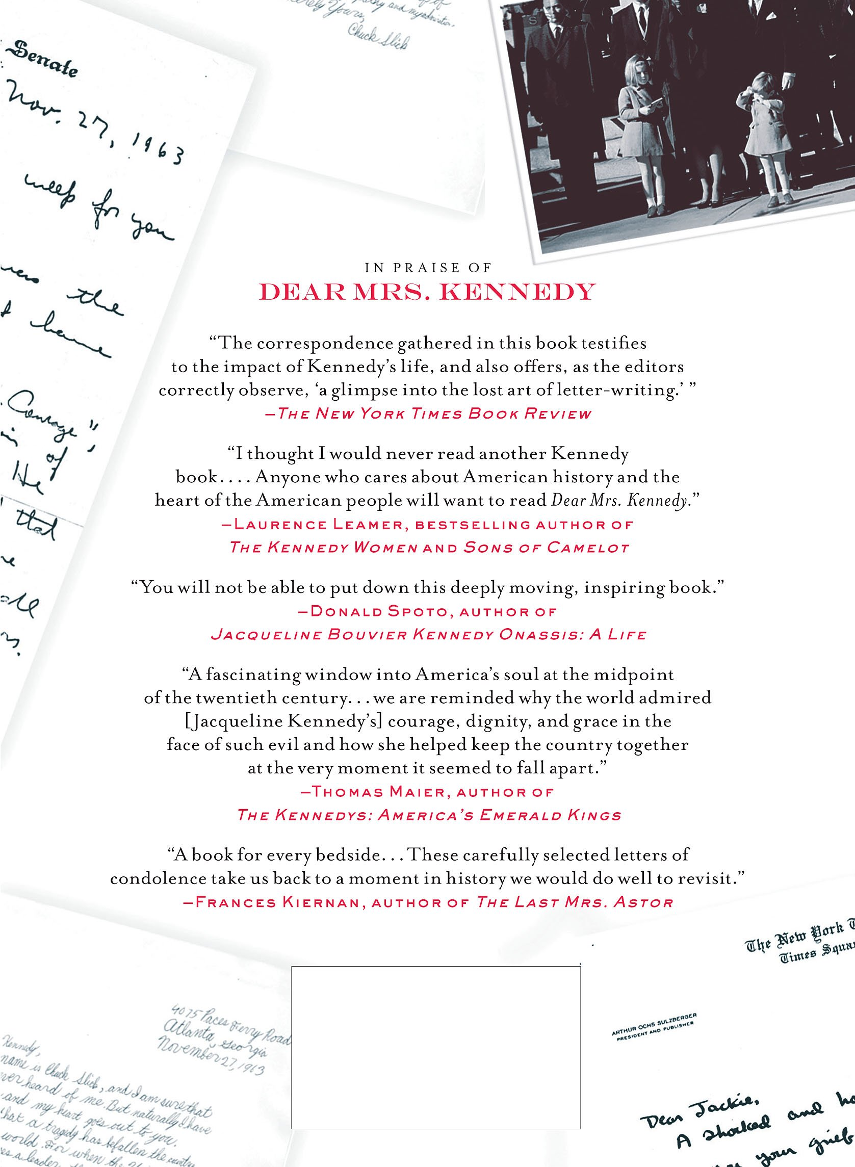 Dear Mrs Kennedy: Paul De Angelis, Jay Mulvaney: Amazon.Com.Au: Books