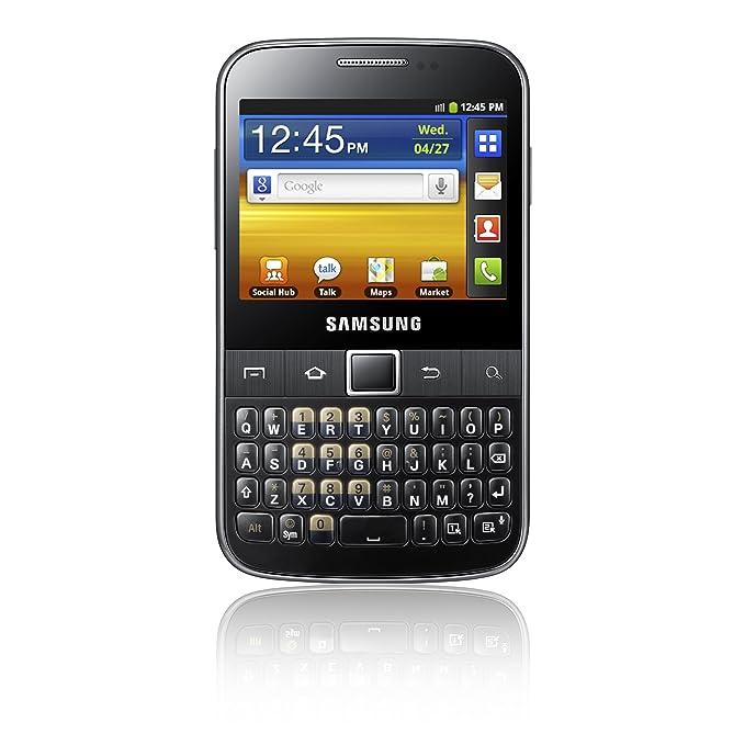 samsung b5510 galaxy y pro sim free smartphone amazon co uk rh amazon co uk Samsung Galaxy S8 Samsung Galaxy S5