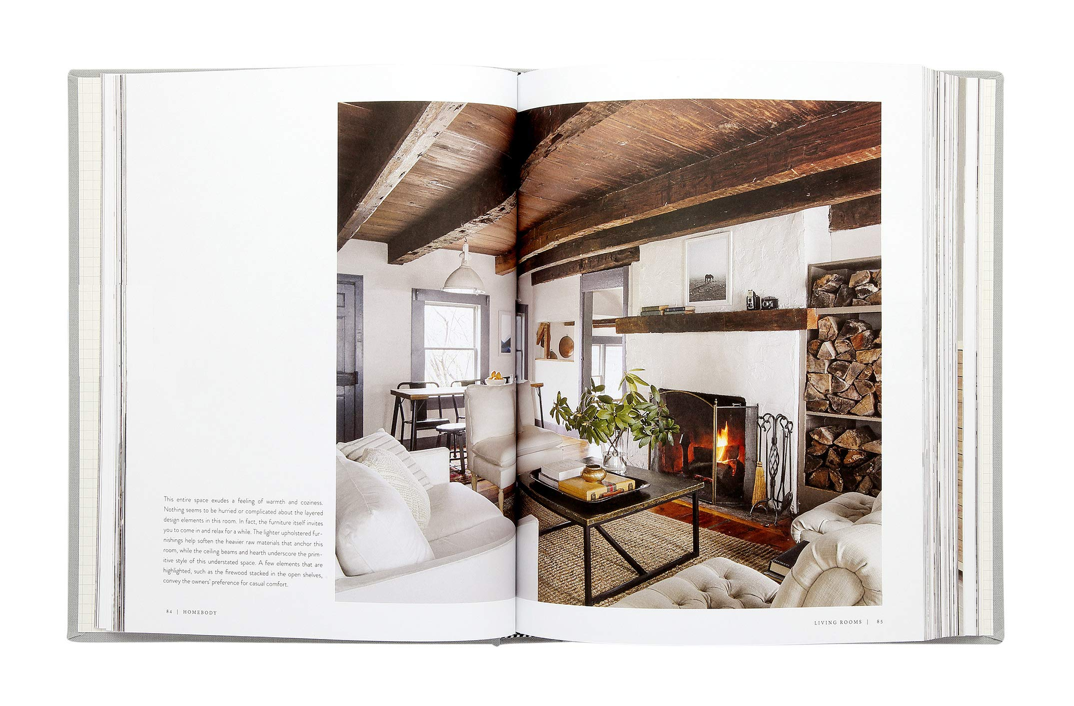 Homebody A Guide To Creating Spaces You Never Want To Leave Gaines Joanna 9780062801975 Amazon Com Books