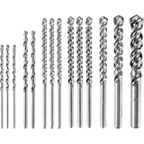 Bosch BM5000 Fast Spiral Masonry Set, 14-Piece
