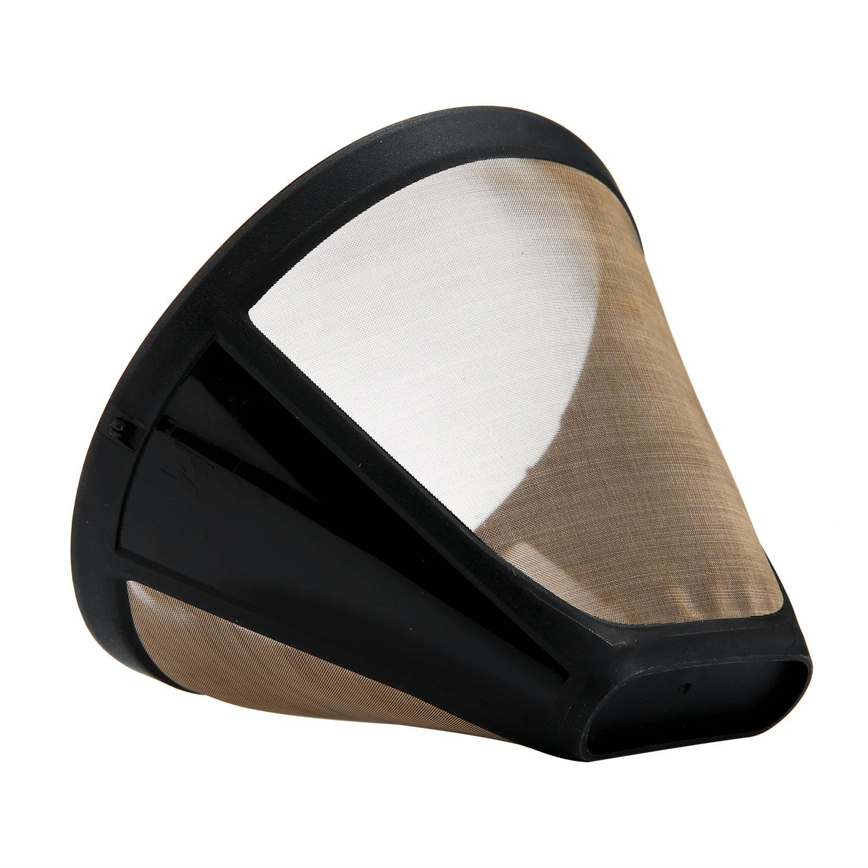KOBWA #4 Cone Shape Permanent Coffee Filter