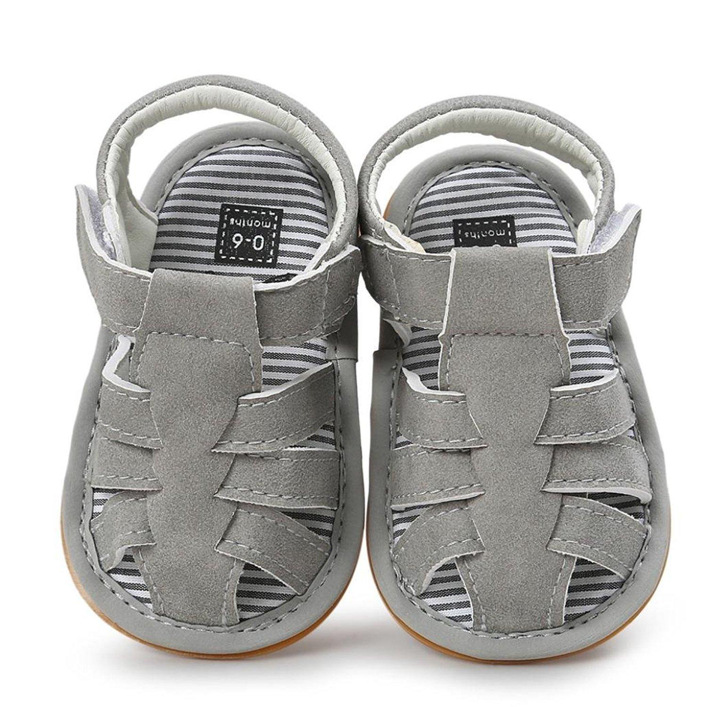 Boys Shoes, SHOBDW Baby Boys Sandals Shoe Casual Shoes Sneaker Anti-slip Soft Sole Toddler SHOBDW-012