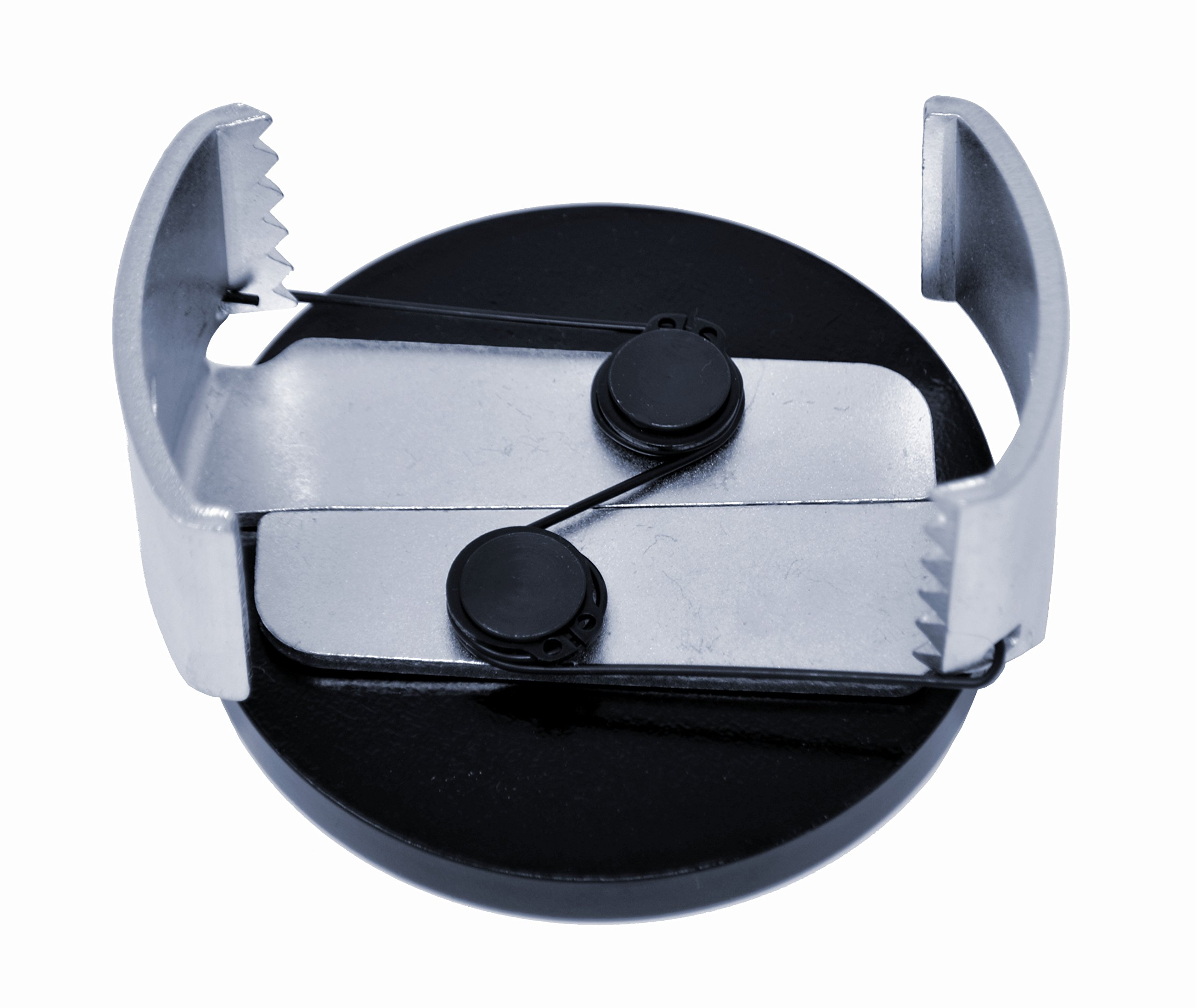 Motivx Tools Large Adjustable Oil Filter Wrench for Removing 3.15'' - 4.15'' Diameter Spin-On Oil Filters - Not for Oil Filter Installation