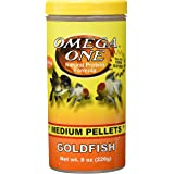 Omega One Goldfish Pellets - Medium Sinking 8oz.