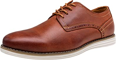 Leather Dress Shoes Casual Oxford Shoes