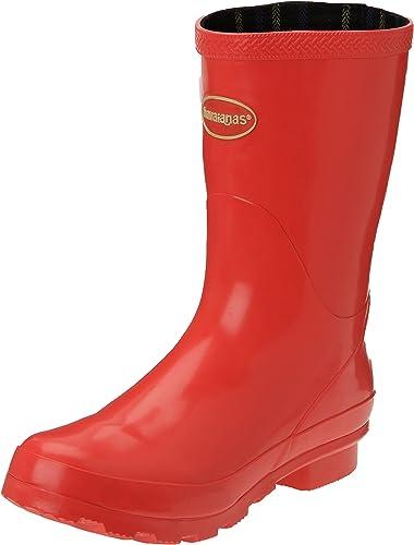 Havaianas Helios Mid Rain Boots Bottes de Pluie Femme