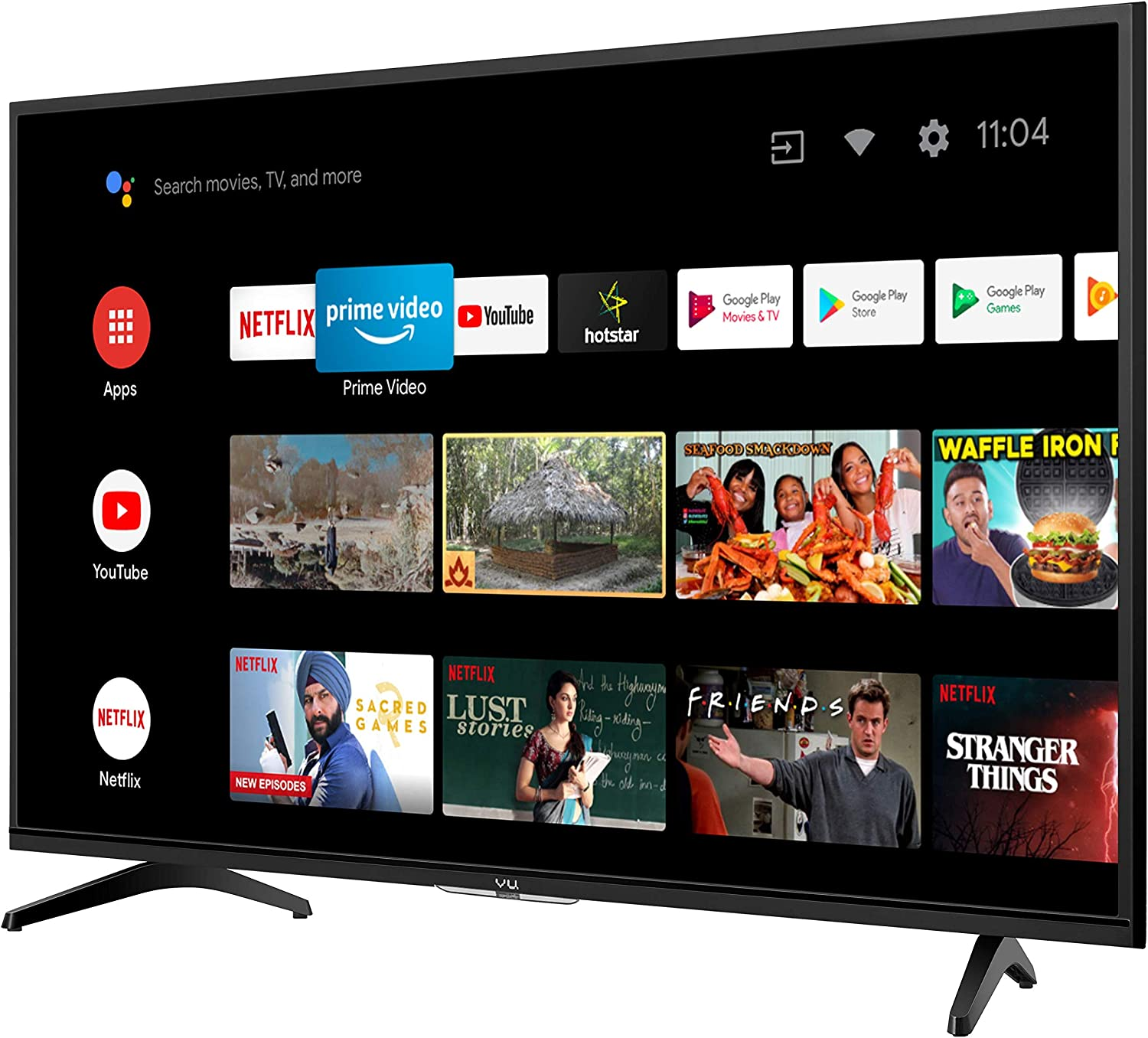 vu 32 inch android tvs