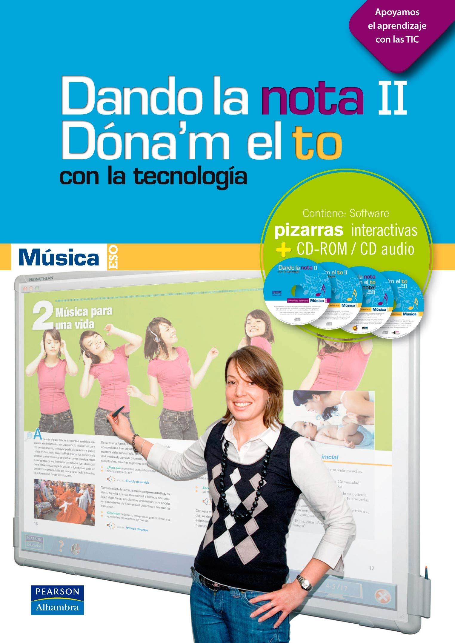 Dando la nota II con la tecnología Comunidad Valenciana ...