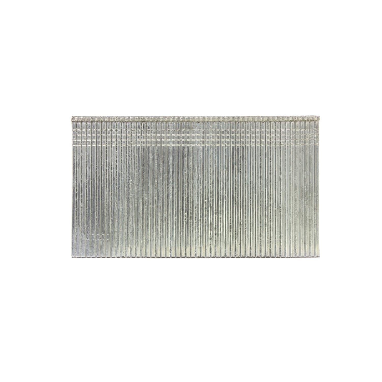 BECK FASTENER GROUP Stauchkopfnä gel 16mm C verzinkt, 1 Schachtel mit 5,000 Brads Stü ck, Brads120/2574