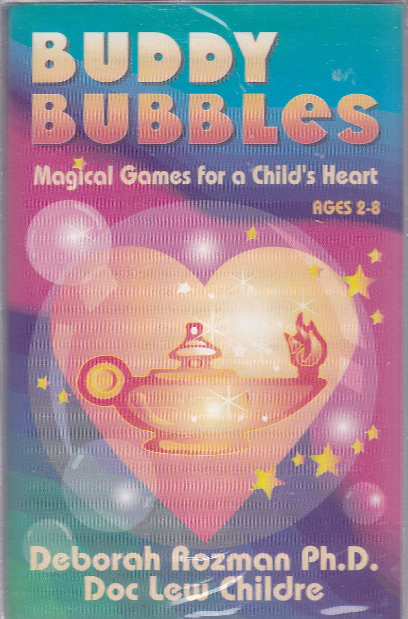 Buddy Bubbles: Magical Games for a Child's Heart
