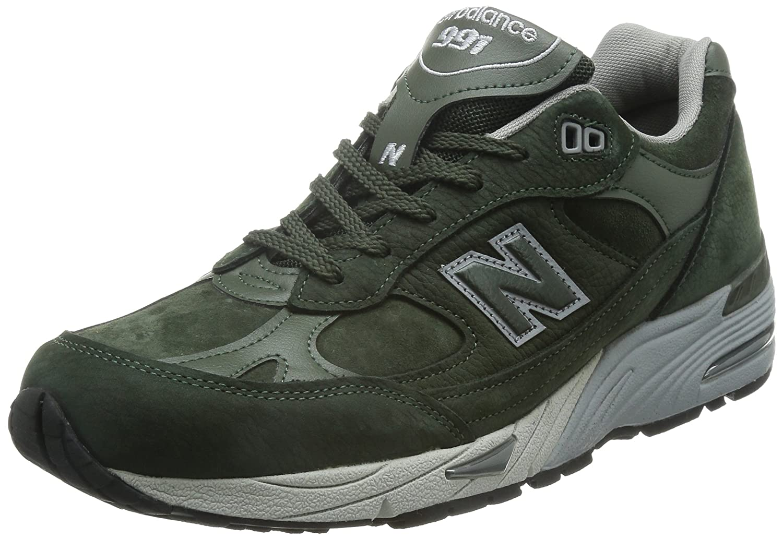 New Balance M991 SDG Dark Green Made in England Trainers-UK 11.5 46.5 EU Verdes-grises