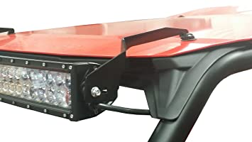 Amazon xtr off road products rzr 900 xp 1000 curved led xtr off road products rzr 900 xp 1000 curved led light bar mounts xtr mozeypictures Choice Image
