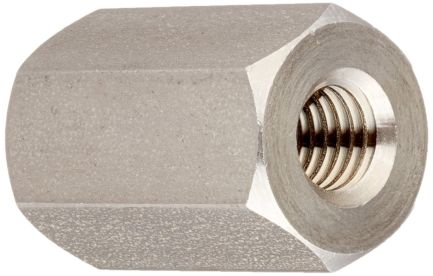 Pack of 10 Zinc Plated Female 25mm Length, 8mm OD Small Parts ST5085-4070-25.0-34 M4-0.7 Screw Size Steel Lyn-Tron