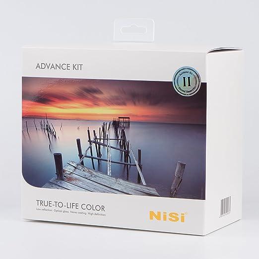 3 opinioni per NiSi Advance Kit con Holder V5-PRO, Filtri e Accessori (Seconda Generazione)