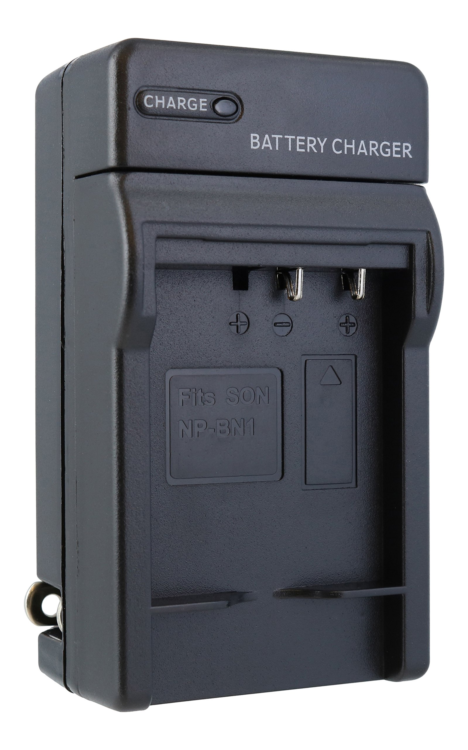 TechFuel Battery Charger Kit for Sony Cyber-shot DSC-W530 Camera - For Home, Car and Travel Use