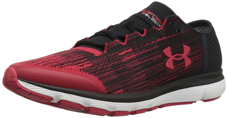 Under Armour UA Speedform Velociti Gr 1298572-600 - Zapatillas de Running de Competición Hombre 11,5|Red / Black / Red