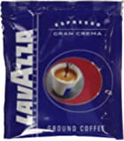 Lavazza Gran Crema Espresso Pods (40 Individually Wrapped Pods) in Bulk Packaging