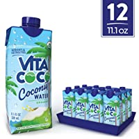 12-Pack Vita Coco Coconut Water Pure Organic 11.1-Oz