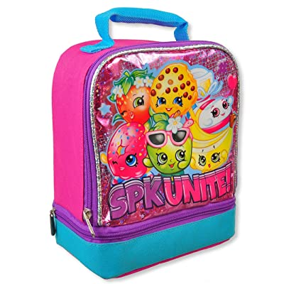Shopkins Insulated Lunchbox: Toys & Games