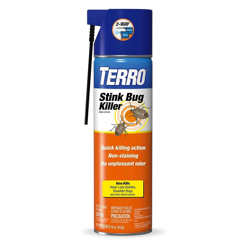 TERRO T3500 Stink Bug Killer Aerosol Spray