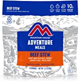 Mountain House Beef Stew   Freeze Dried Backpacking & Camping Food   Survival & Emergency Food   Gluten-Free