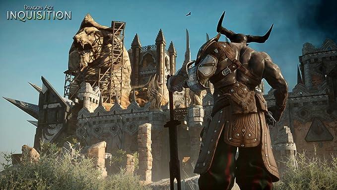 Electronic Arts Dragon Age: Inquisition GotYE PS4 Básico PlayStation 4 Alemán vídeo - Juego (PlayStation 4, RPG (juego de rol), M (Maduro)): Amazon.es: Videojuegos