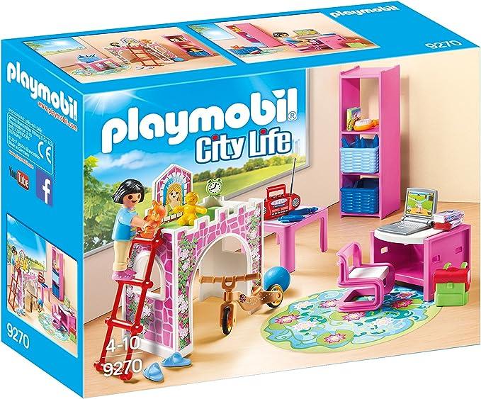 PLAYMOBIL City Life Habitación Infantil, a Partir de 4 Años (9270 ...