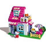 Androni Giocattoli - Casa de muñecas Hello Kitty (8651-00HK)